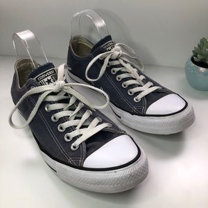 Converse All Star Low Top Sneakers | Blue | Unisex